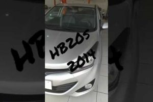Hyundai HB20 S Comfort Plus 1.6 Flex manual