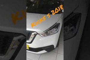 Nissan Kicks S 1.6 Flex Automático 2018