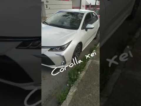Toyota Corolla XEI 2.0 Flex Automático 2021