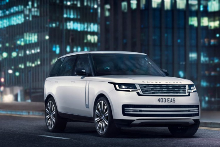 Novo Range Rover 2022 chega mais sofisticado e eletrificado